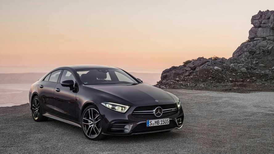 Mercedes, sportif hibrit AMG 53 modellerini tanıttı