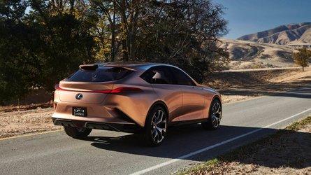 Lexus LF-1 Limitless Concept, el SUV que viene