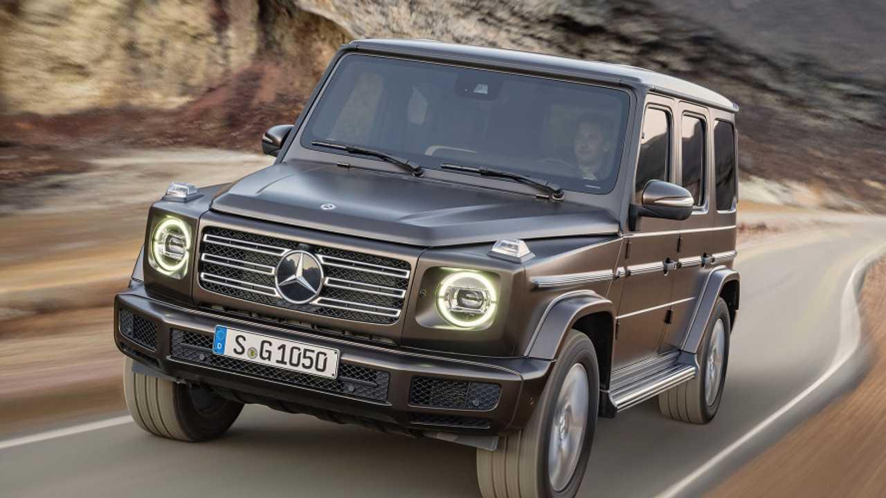 Endlich: Die neue Mercedes G-Klasse ist da