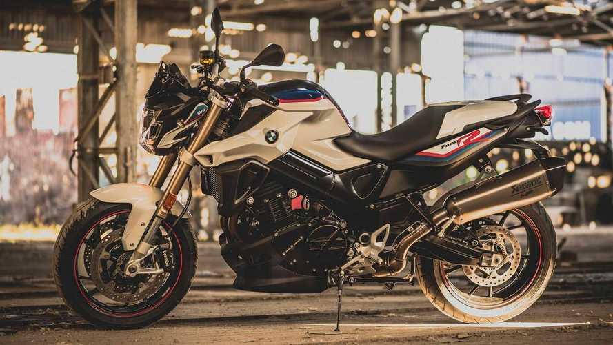 BMW Motorrad España presenta la nueva F 800 R Akrapovic