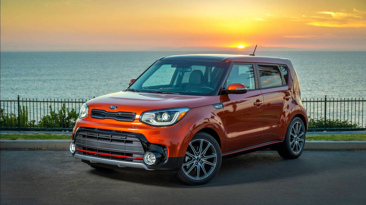 10 Kia Soul Electric