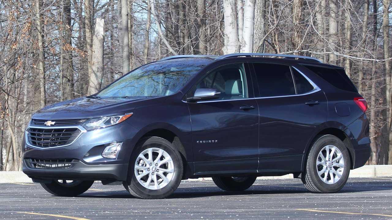 10. Chevrolet Equinox: 299,449 units