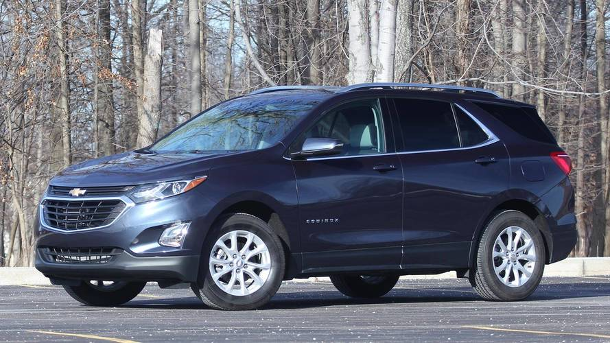 Chevrolet Equinox Diesel Getting The Axe Due To Slow Sales