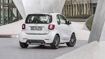 smart BRABUS fortwo, desde 19.354 euros
