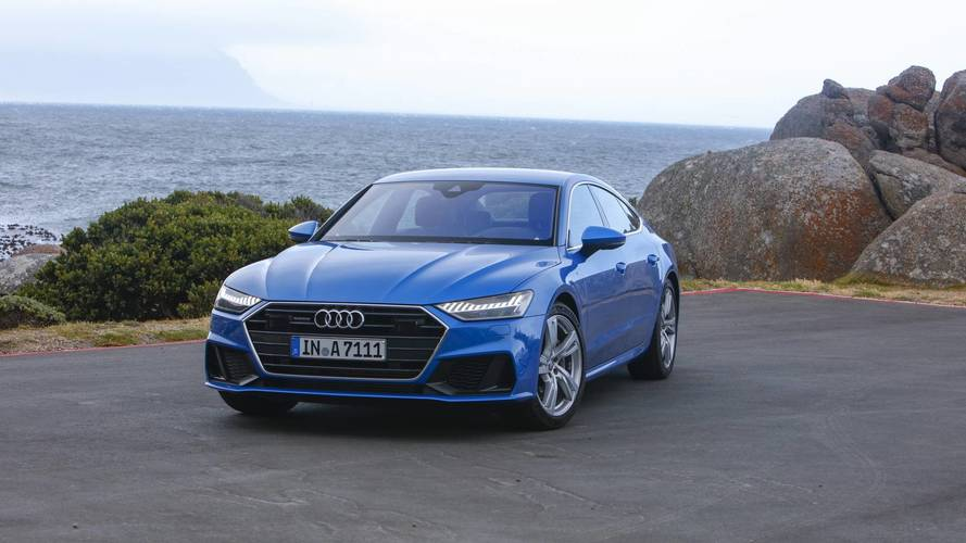 2019 Audi A7 Is Cheaper Than Outgoing Model, Starts At $68,000