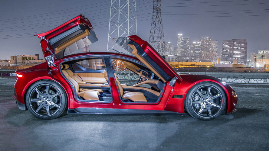 Fisker EMotion (2018)