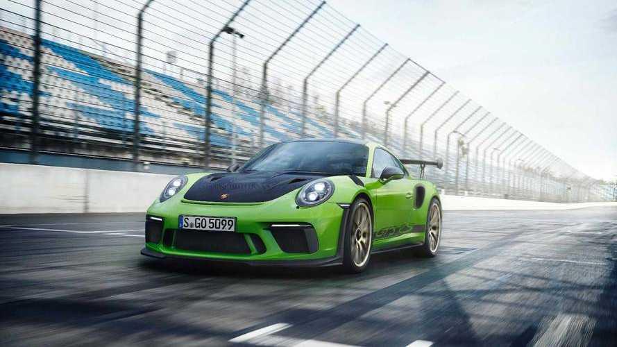 Porsche 911 GT3 RS resmen tanıtıldı