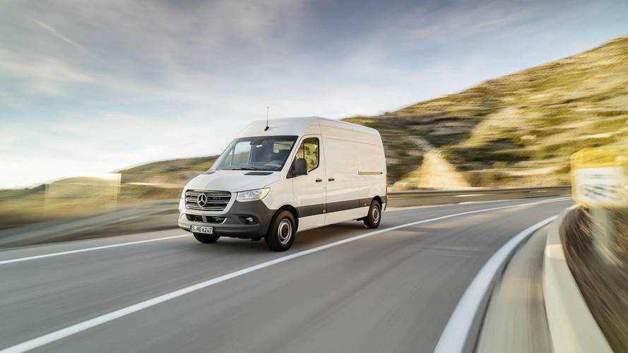 Mercedes - Le nouveau Sprinter marque une réelle évolution
