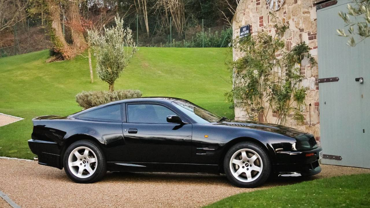 1997 Aston Martin V8 Vantage V550 2874866