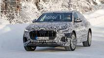 Audi SQ8 Spy Photo