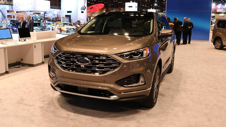 2019 Ford Edge Titanium Elite