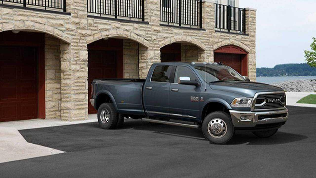 10. Heavy Duty Pickup Trucks: Ram 3500