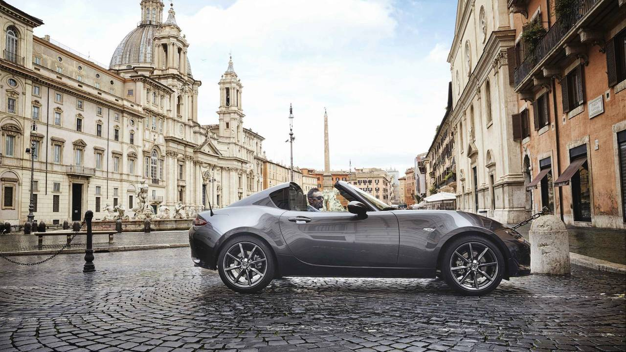 Descapotables: Mazda MX-5 RF 2018