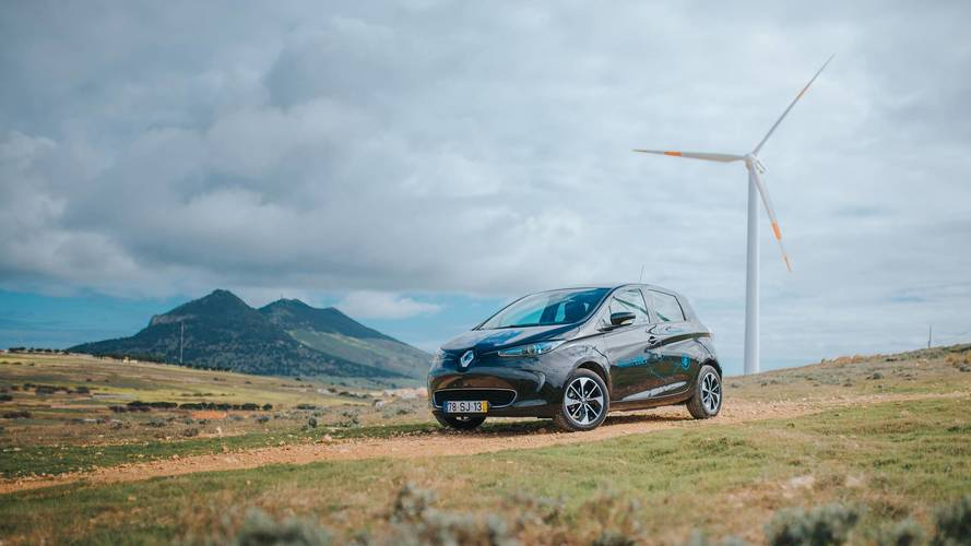 In April 2019 Renault Increased Electric Car Sales By 64%