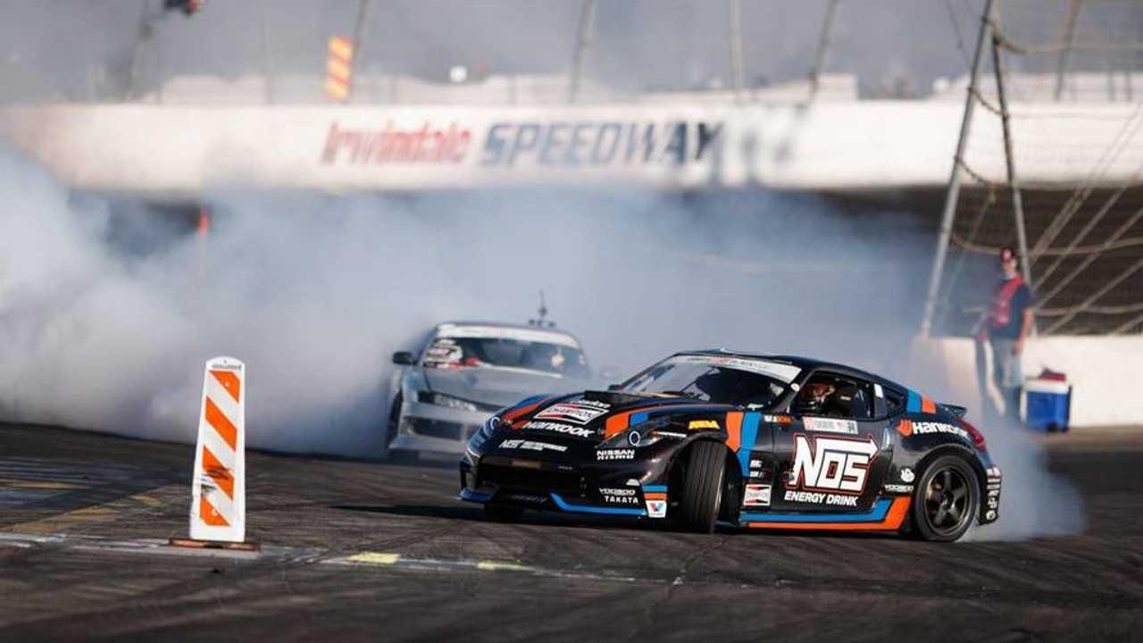 Irwindale Speedway, California