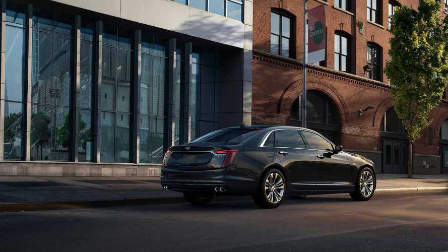 Cadillac оставил Россию без седанов