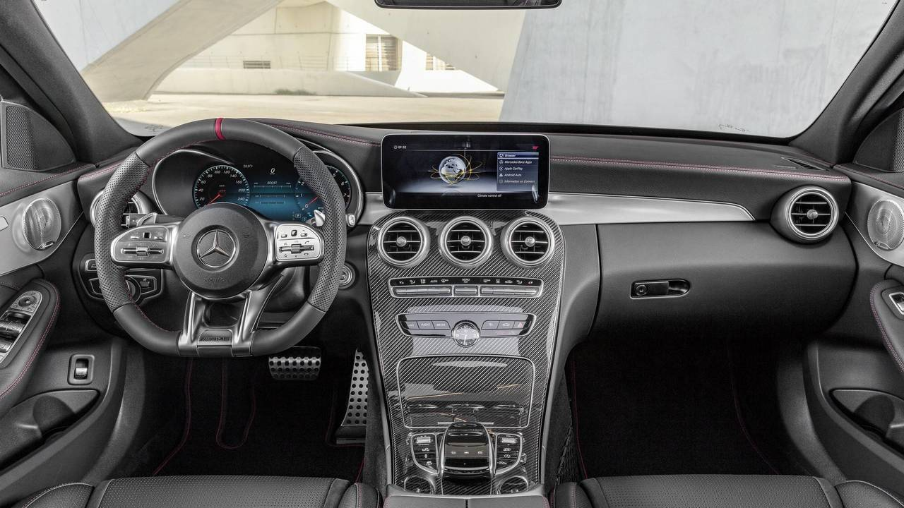 Mercedes Amg C43 2019 Ganha Novo Visual E Motor V6 Mais Potente