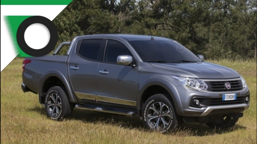 Fiat Fullback è pick-up dell'anno in Francia