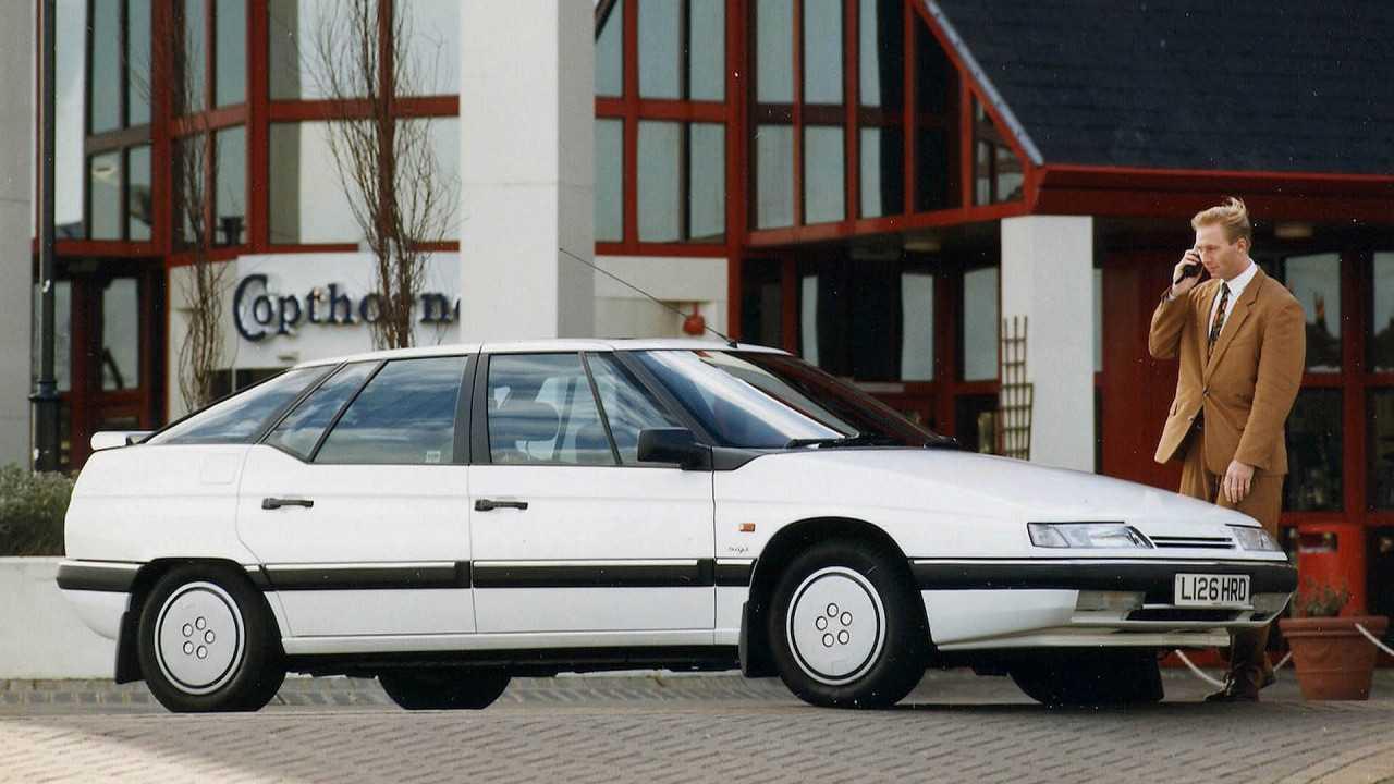 1990: Citroen XM
