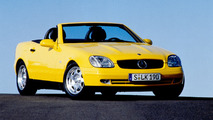 First-generation Mercedes SLK