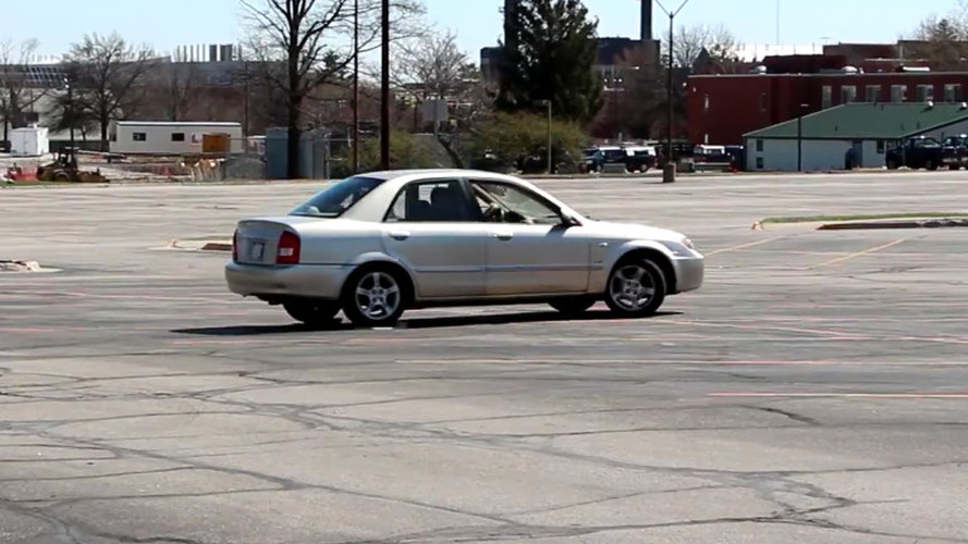 How to drift any front-wheel-drive car