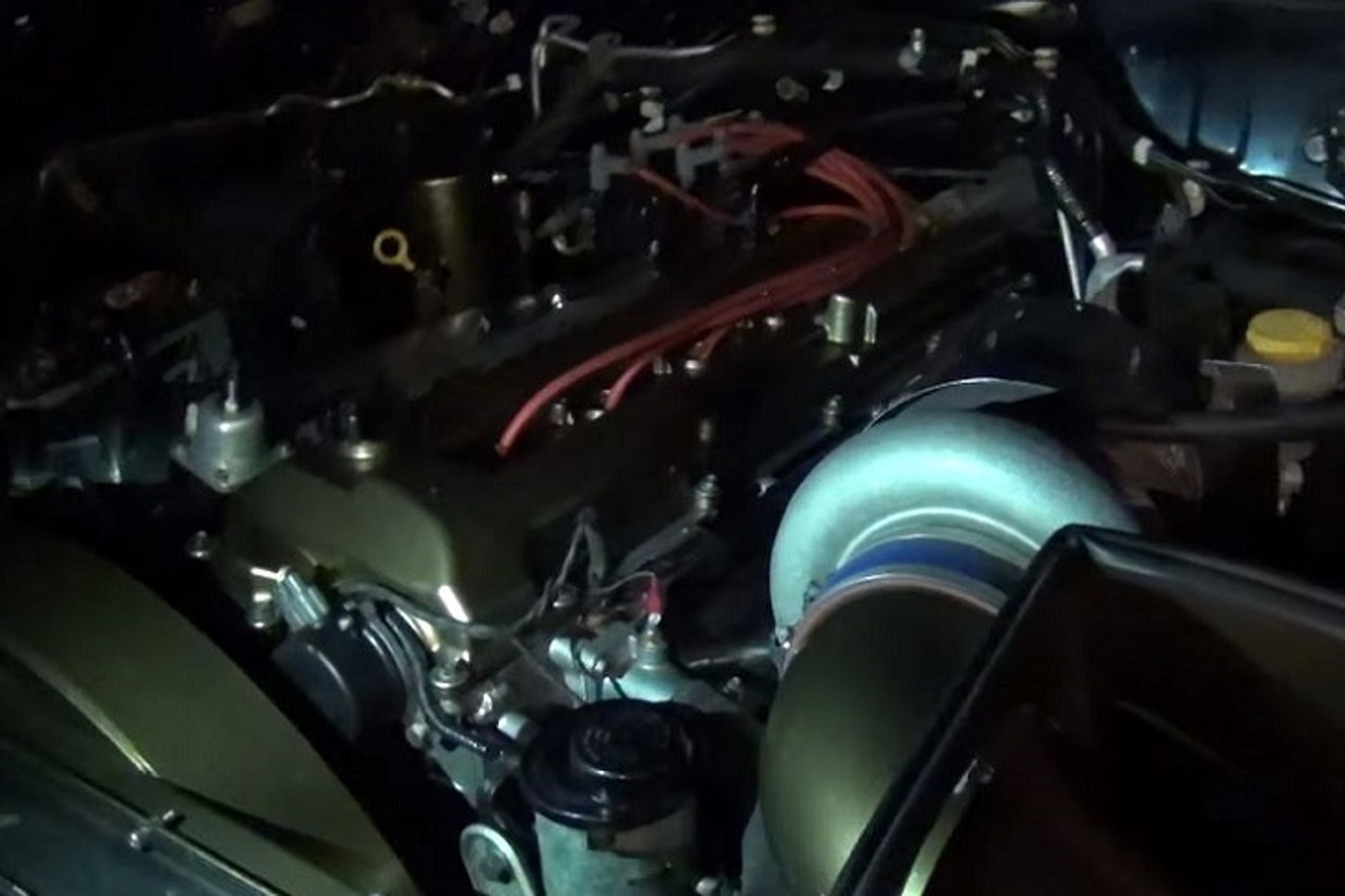 Watch and Fear This 1,400-HP Nissan Sleeper SUV