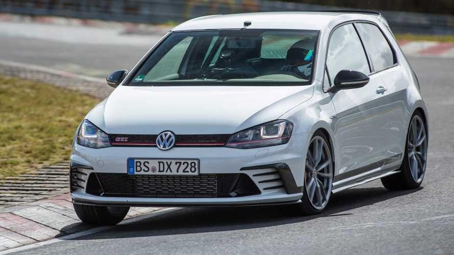 """VW envisage de produire une Golf GTI """"zéro émission"""""""
