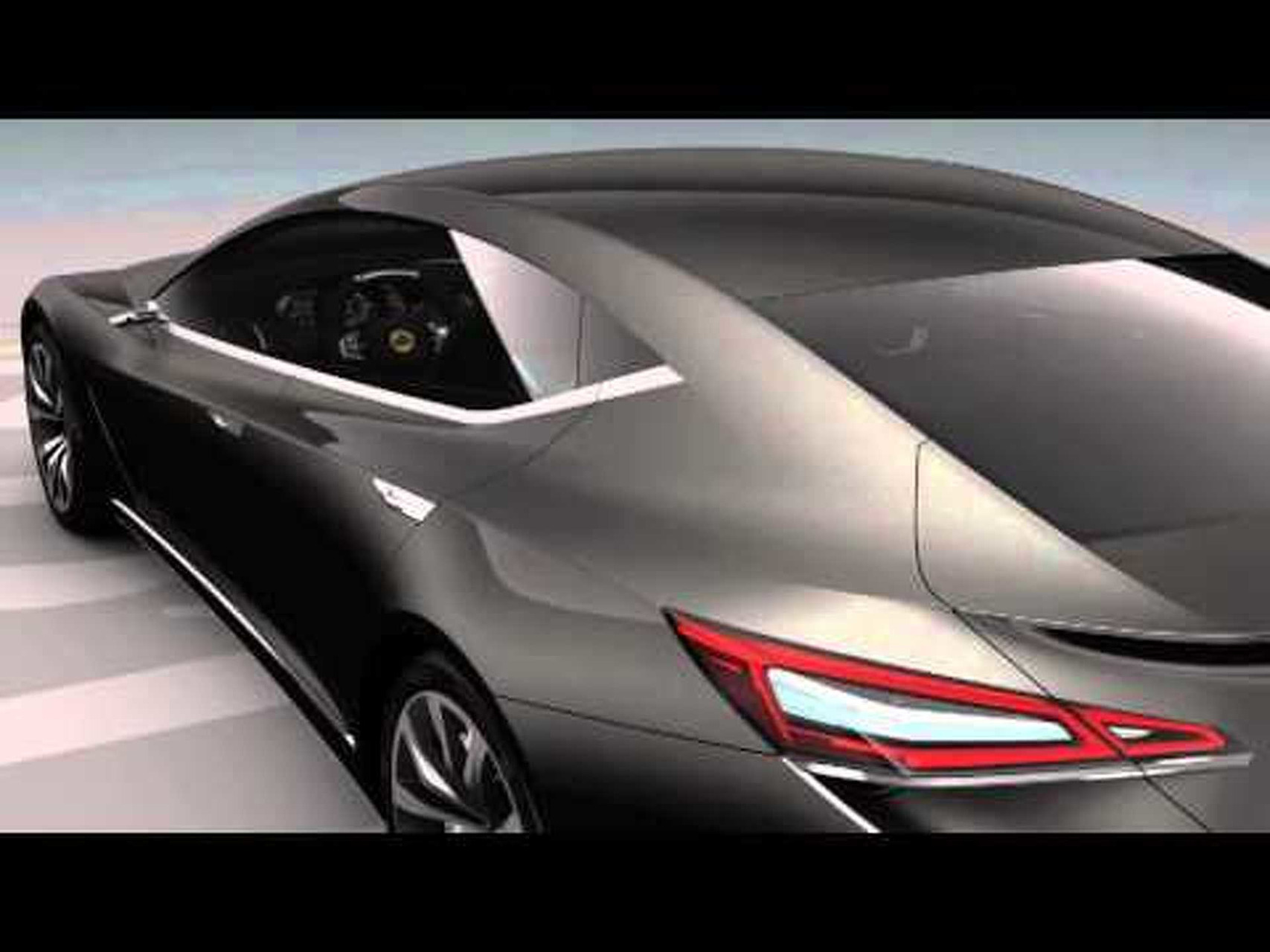 2010 Lotus Eterne Concept Video