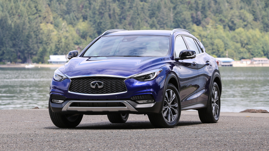 Demand For Every Infiniti Model Decreased In The U.S. Last Year