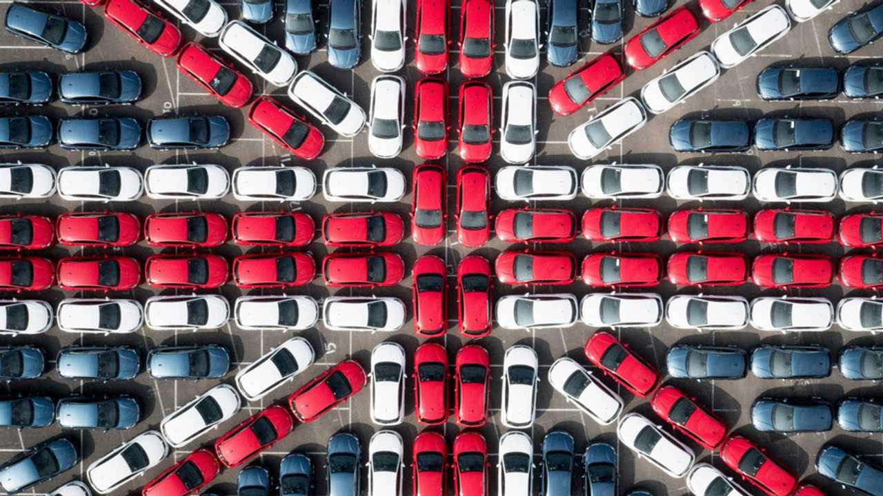 Vauxhall Astra Union Jack