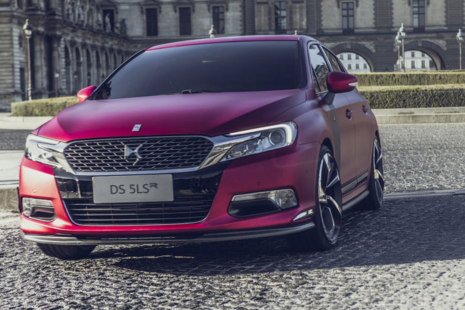 Citroen DS 5LS R Concept is a Chinese Heavy Hitter