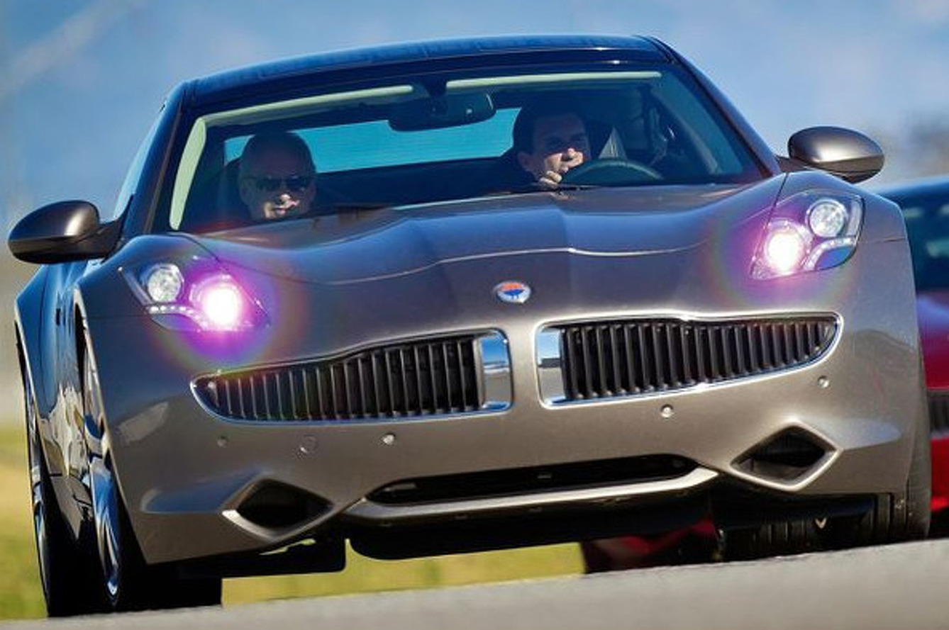 Katy Perry Buys Her Assistants Five Fisker Karmas for $500K