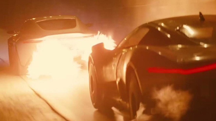 Aston Martin DB10 shows off flamethrower in fresh James Bond SPECTRE trailer [video]