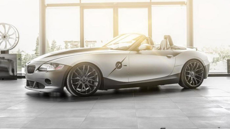 Carlex Design unveils heavily customized BMW Z4 Rampant