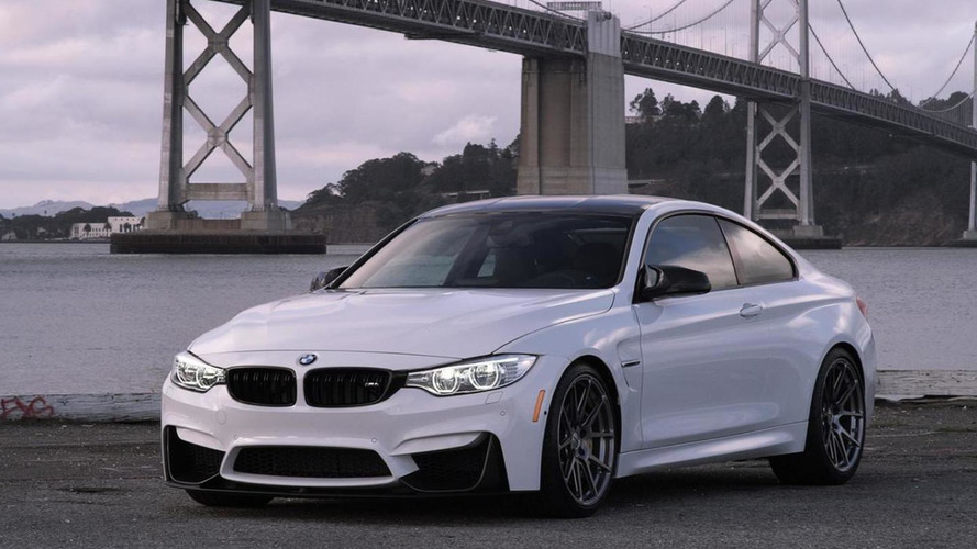 BMW M4 Dinan Club Edition to be raffled by BMW Car Club of America [video]