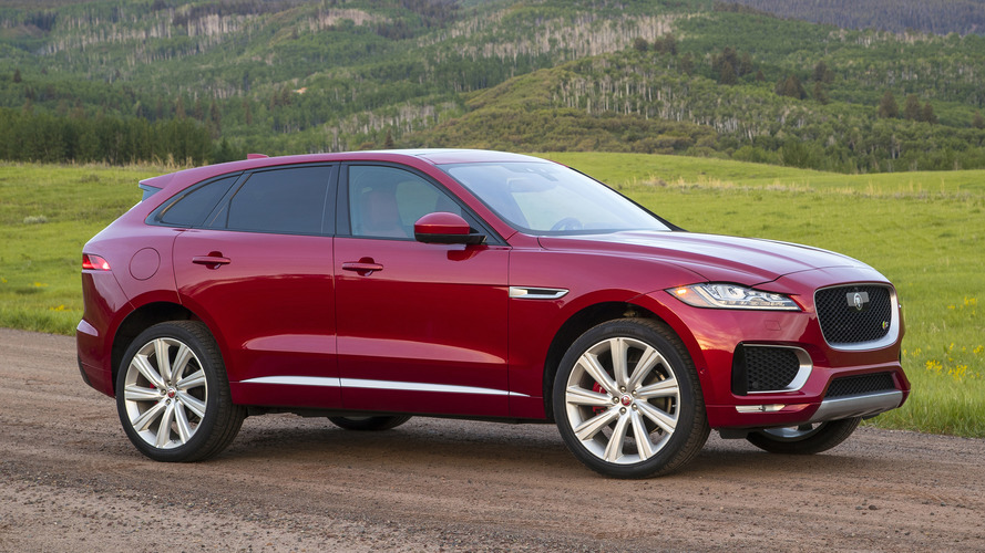 2017 Jaguar F-Pace: First Drive