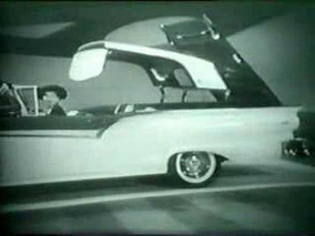 1957 Ford Fairlane 500 Skyliner Commercial