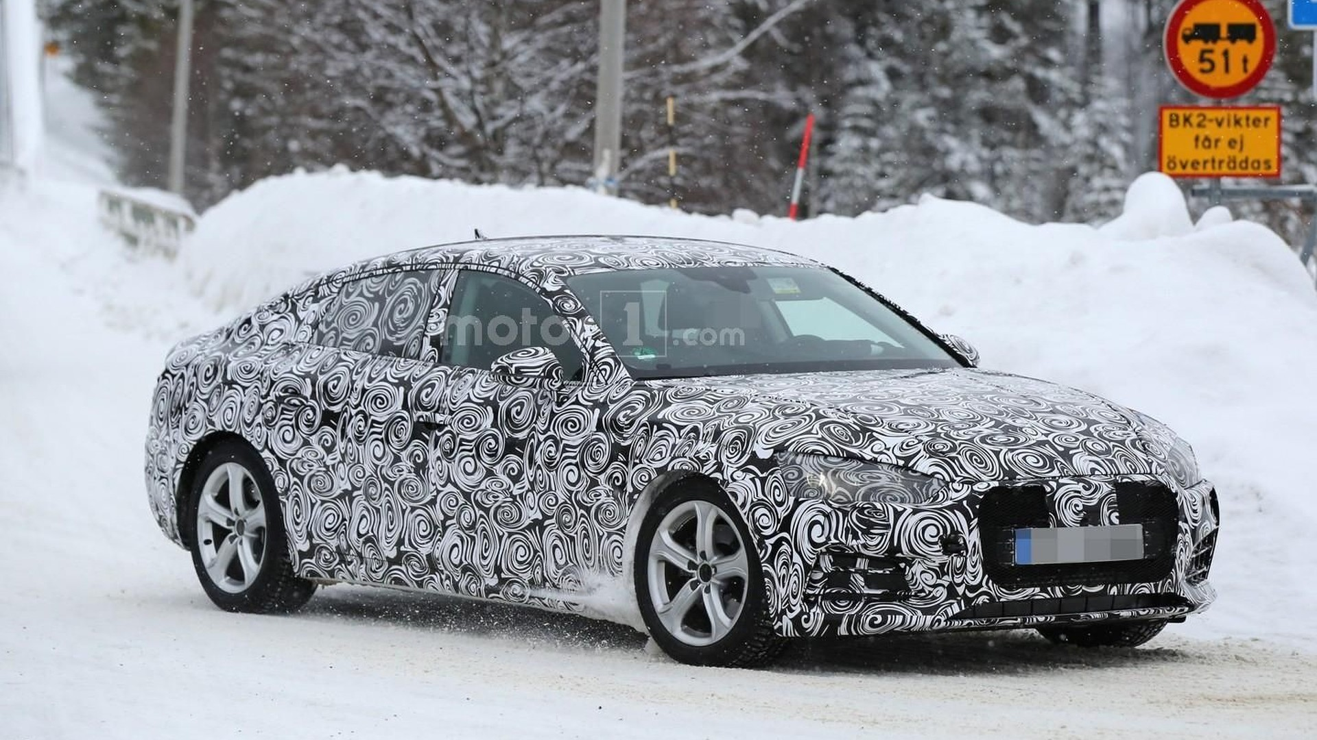 Audi A Sportback Coming To The United States - Ej audi