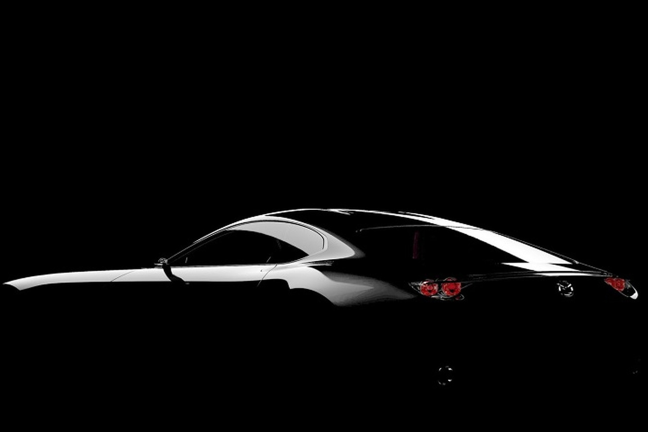 Did Mazda Just Tease a Return of the RX-7?