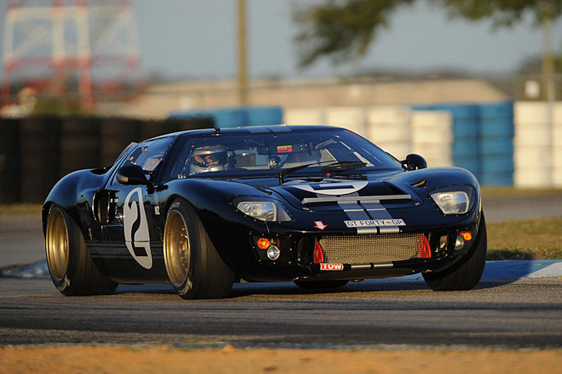 Hagerty Car Values >> Get Ford GT40 Performance for Less Than You'd Expect