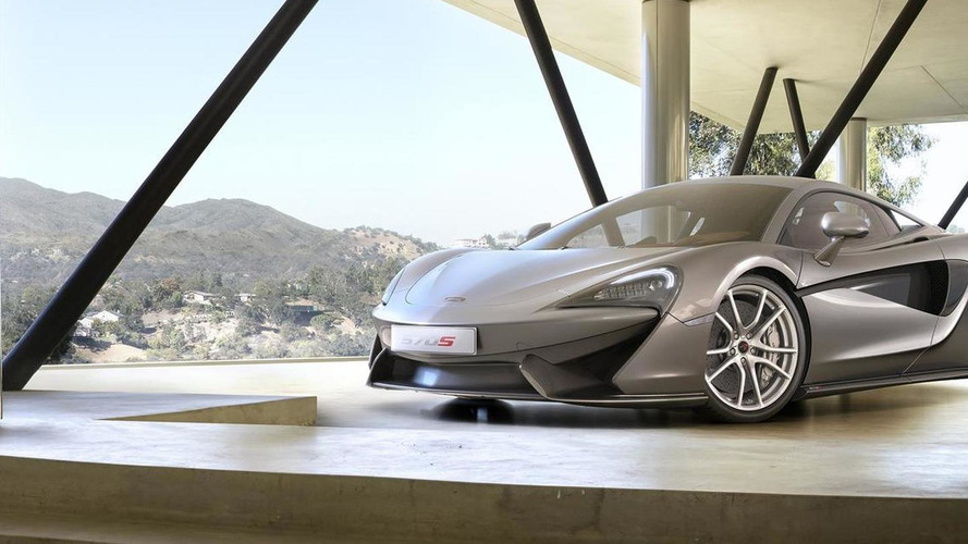 McLaren 650S hybrid possible, hardcore 570S could happen