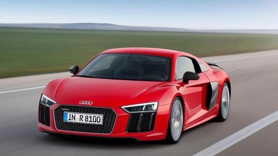 Is this the 2015 Audi R8?