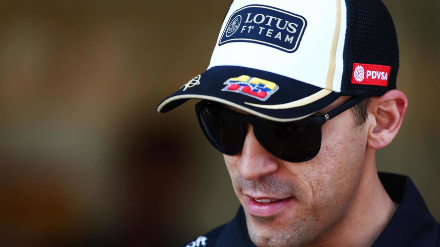 Lotus weighing up 'Crashtor' Maldonado