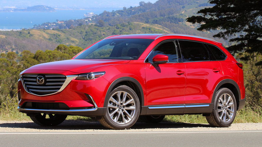 2016 Mazda CX-9: First Drive