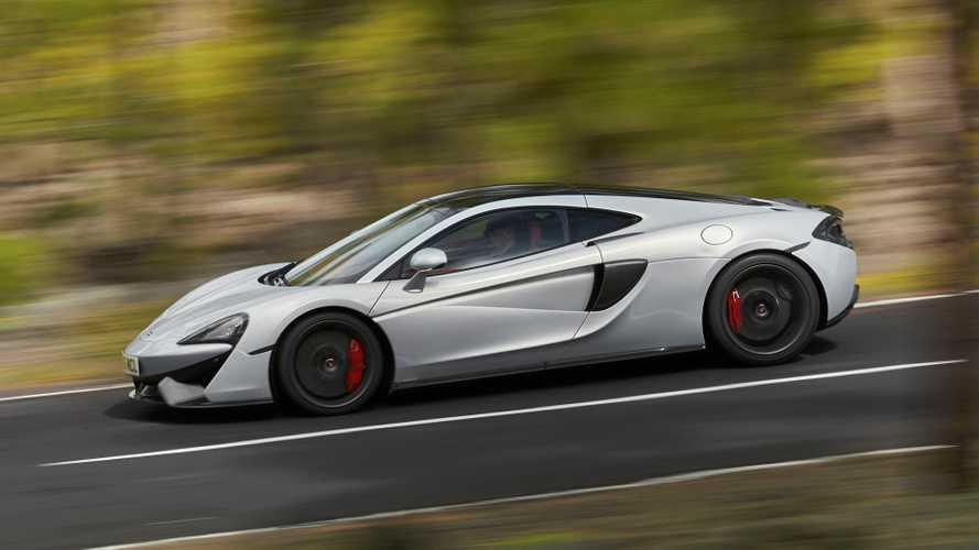 First Drive: 2017 McLaren 570GT