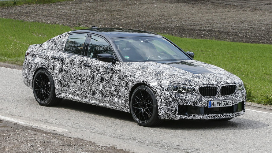 BMW 5 Series spy photo galore: Sedan, Estate, GT, M5