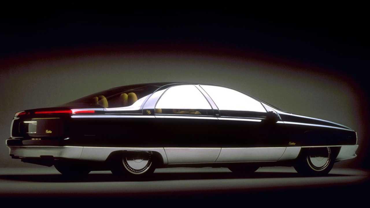 Cadillac Voyage concept 1988