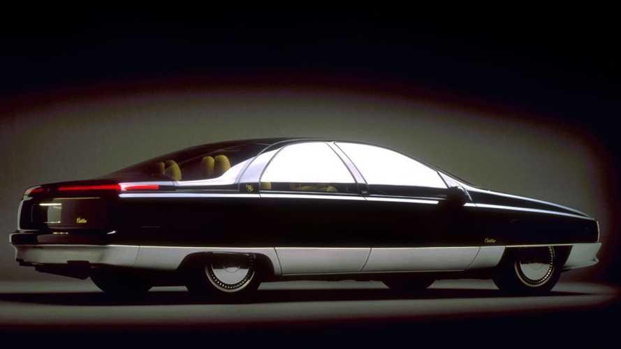 Prototipos olvidados: Cadillac Voyage (1988)