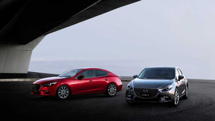Mazda3 modelinin makyajlı versiyonu tanıtıldı