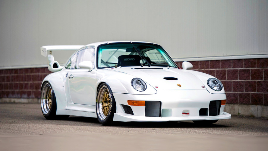 Ultra-rare Porsche 993 GT2 Evo race car up for auction